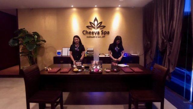 Cheeva spa